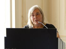 Doris Peschke, Churches' Commission for Migrants in Europe (CCME)